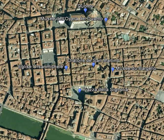 Programme de visite de florence en 4 jours - Office du tourisme italien paris horaires ...